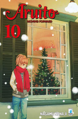 Copertina ARUITO n.10 - MOVING FORWARD 10 (m11), STAR COMICS