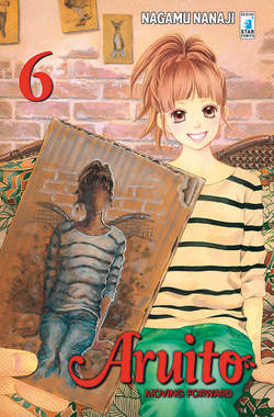 Copertina ARUITO n.6 - MOVING FORWARD 6, STAR COMICS