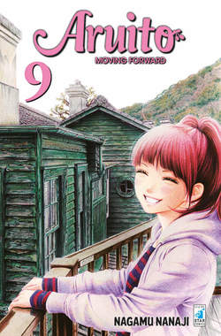 Copertina ARUITO n.9 - MOVING FORWARD 9 (m10), STAR COMICS