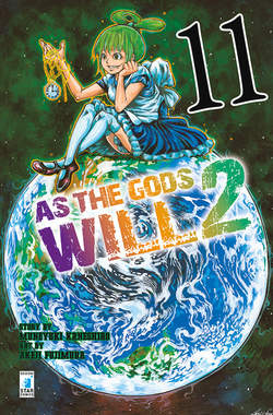 Copertina AS THE GODS WILL 2 n.11 - AS THE GODS WILL 2 11, STAR COMICS