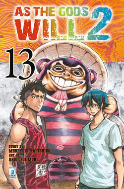 Copertina AS THE GODS WILL 2 n.13 - AS THE GODS WILL 2 13, STAR COMICS