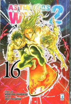 Copertina AS THE GODS WILL 2 n.16 - AS THE GODS WILL 2 16, STAR COMICS