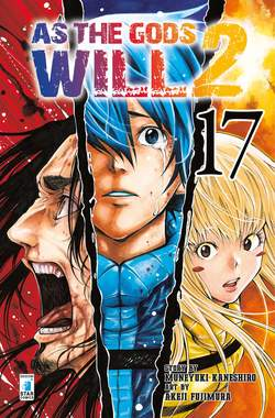 Copertina AS THE GODS WILL 2 n.17 - AS THE GODS WILL 2, STAR COMICS