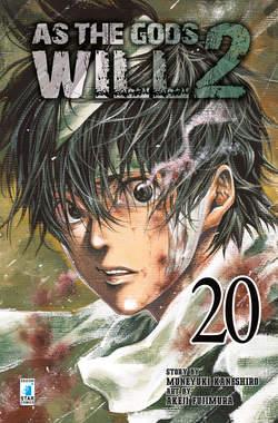 Copertina AS THE GODS WILL 2 n.20 - AS THE GODS WILL 2 (m21), STAR COMICS