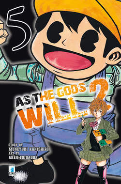 Copertina AS THE GODS WILL 2 n.5 - AS THE GODS WILL 2 5, STAR COMICS