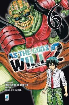 Copertina AS THE GODS WILL 2 n.6 - AS THE GODS WILL 2 6, STAR COMICS