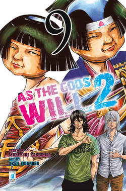Copertina AS THE GODS WILL 2 n.9 - AS THE GODS WILL 2 9, STAR COMICS