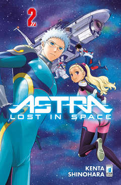 Copertina ASTRA LOST IN SPACE (m5) n.2 - ASTRA LOST IN SPACE, STAR COMICS