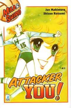 Copertina ATTACKER YOU! n.1 - ATTACKER YOU!, STAR COMICS