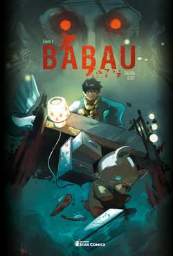 Copertina BABAU (m2) n.1 - BABAU, STAR COMICS