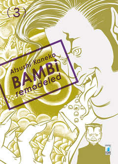 Copertina BAMBI REMODELED n.3 - BAMBI REMODELED (m6), STAR COMICS