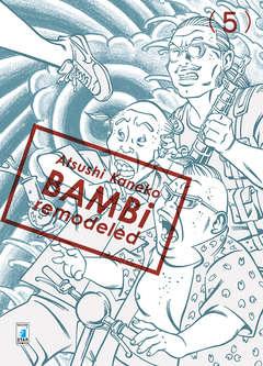Copertina BAMBI REMODELED n.5 - BAMBI REMODELED (m6), STAR COMICS