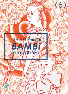 Copertina BAMBI REMODELED n.6 - BAMBI REMODELED (m6), STAR COMICS