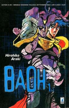 Copertina BAOH n.1 - BAOH 1, STAR COMICS