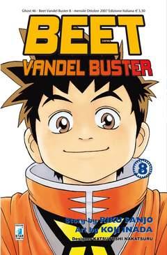 Copertina BEET VANDEL BUSTER n.8 - BEET VANDEL BUSTER, STAR COMICS