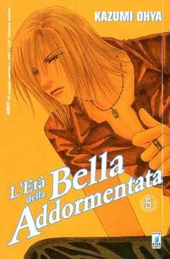 Copertina BELLA ADDORMENTATA n.5 - L'ETA DELLABELLA ADDORMENTATA, STAR COMICS