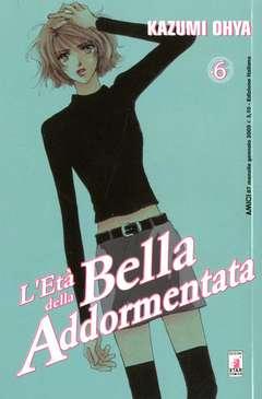 Copertina BELLA ADDORMENTATA n.6 - L'ETA DELLABELLA ADDORMENTATA, STAR COMICS