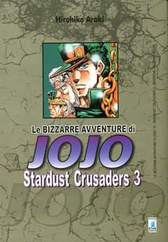 Copertina BIZZARRE AVVENTURE DI JOJO n.10 - STARDUST CRUSADERS 3 (m10), STAR COMICS