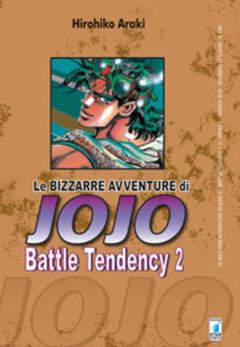 Copertina BIZZARRE AVVENTURE DI JOJO n.5 - BATTLE TENDENCY 2, STAR COMICS