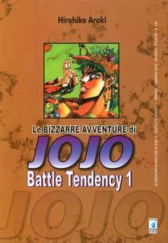Copertina BIZZARRE AVVENTURE DI JOJO n.4 - BATTLE TENDENCY 1 (m4), STAR COMICS