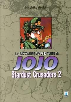 Copertina BIZZARRE AVVENTURE DI JOJO n.9 - STARDUST CRUSADERS 2 (m10), STAR COMICS
