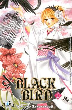 Copertina BLACK BIRD n.10 - BLACK BIRD, STAR COMICS