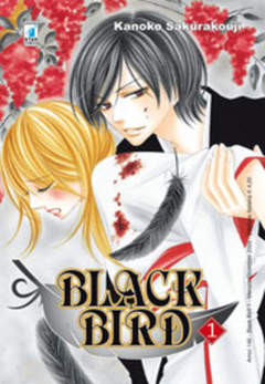 Copertina BLACK BIRD n.1 - BLACK BIRD, STAR COMICS