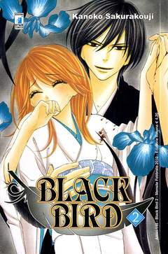 Copertina BLACK BIRD n.2 - BLACK BIRD, STAR COMICS