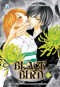 Copertina BLACK BIRD n.3 - BLACK BIRD, STAR COMICS