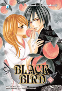 Copertina BLACK BIRD n.5 - BLACK BIRD, STAR COMICS