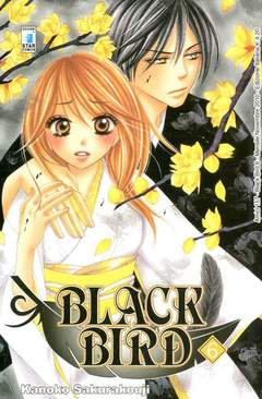 Copertina BLACK BIRD n.6 - BLACK BIRD, STAR COMICS