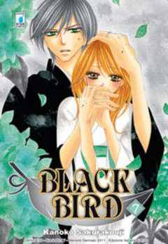 Copertina BLACK BIRD n.7 - BLACK BIRD, STAR COMICS