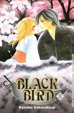 Copertina BLACK BIRD n.8 - BLACK BIRD, STAR COMICS