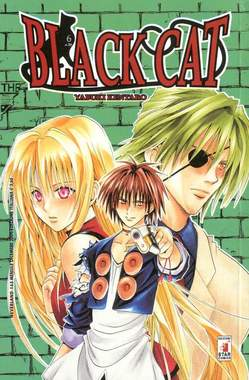 Copertina BLACK CAT n.6 - BLACK CAT (M20), STAR COMICS