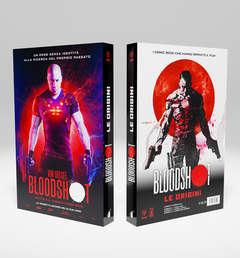Copertina BLOODSHOT LE ORIGINI n. - BLOODSHOT 1/3 + Box, STAR COMICS