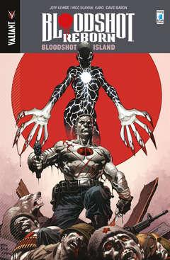 Copertina BLOODSHOT REBORN n.4 - BLOODSHOT ISLAND, STAR COMICS