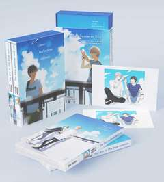 Copertina BLUE SUMMER BOX n. - YOU ARE IN THE BLUE SUMMER/THE BLUE SUMMER AND YOU, STAR COMICS
