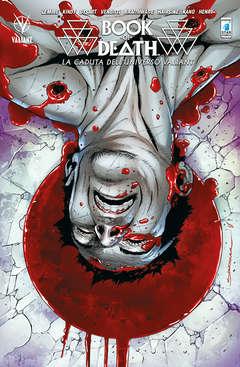 Copertina BOOK OF DEATH n.1 - LA CADUTA DELL'UNIVERSO VALIANT, STAR COMICS