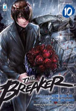 Copertina BREAKER n.10 - BREAKER (m10), STAR COMICS