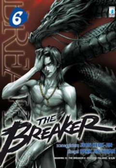 Copertina BREAKER n.6 - BREAKER (m10), STAR COMICS