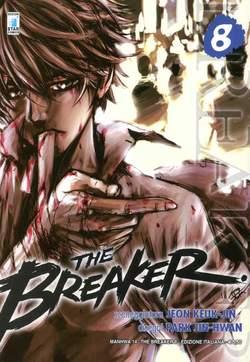 Copertina BREAKER n.8 - BREAKER (m10), STAR COMICS