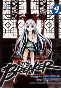 Copertina BREAKER n.9 - BREAKER (m10), STAR COMICS