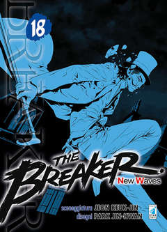 Copertina BREAKER NEW WAVES n.18 - BREAKER NEW WAVES, STAR COMICS