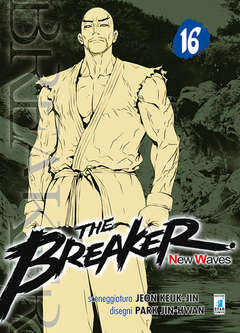 Copertina BREAKER NEW WAVES (m20) n.16 - BREAKER NEW WAVES (m20), STAR COMICS