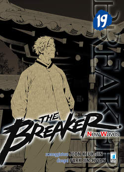 Copertina BREAKER NEW WAVES (m20) n.19 - BREAKER NEW WAVES, STAR COMICS