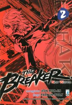 Copertina BREAKER NEW WAVES n.2 - BREAKER NEW WAVES (m20), STAR COMICS