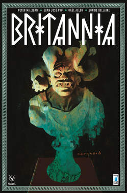 Copertina BRITANNIA n.1 - BRITANNIA, STAR COMICS