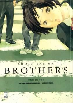 Copertina BROTHERS n.1 - BROTHERS UNO (DI TRE), STAR COMICS
