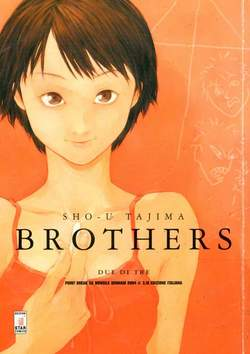 Copertina BROTHERS n.2 - BROTHERS DUE (DI TRE), STAR COMICS