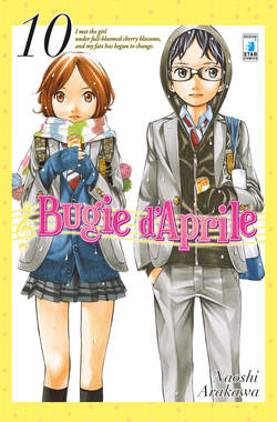 Copertina BUGIE D'APRILE (m11) n.10 - BUGIE D'APRILE (m11), STAR COMICS
